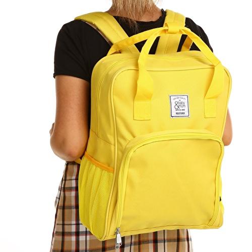 Multipurpose Rainbow Backpack Bag