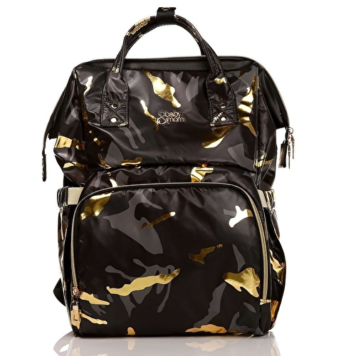 Multipurpose Travel Camouflage Backpack Bag