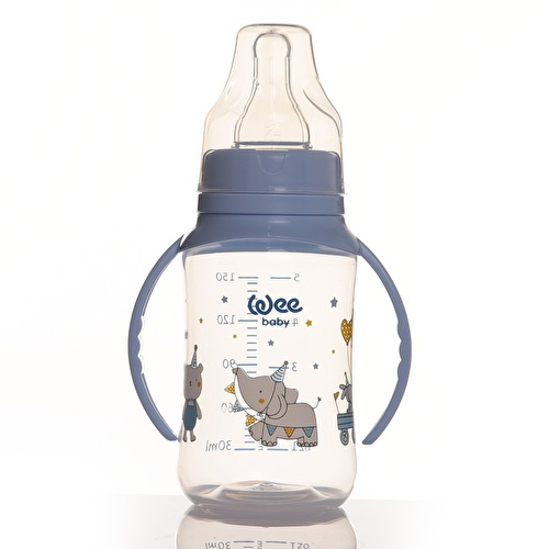 PP Feeding Bottle with Handle 150 ml