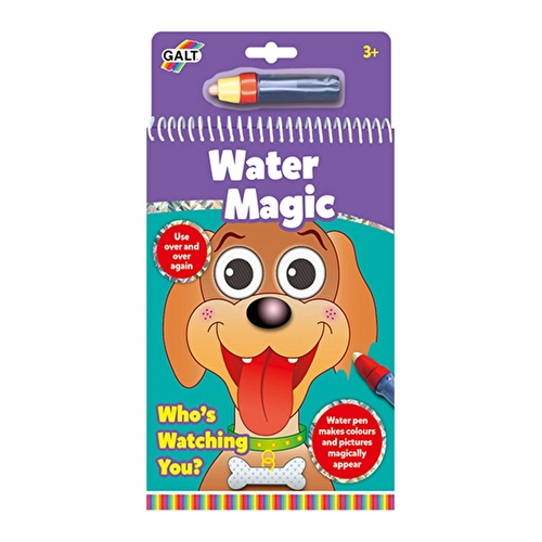 Water Magic Sihirli Kitap 3 Yaş+