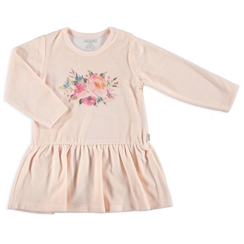 Rose Kız Bebek Elbise