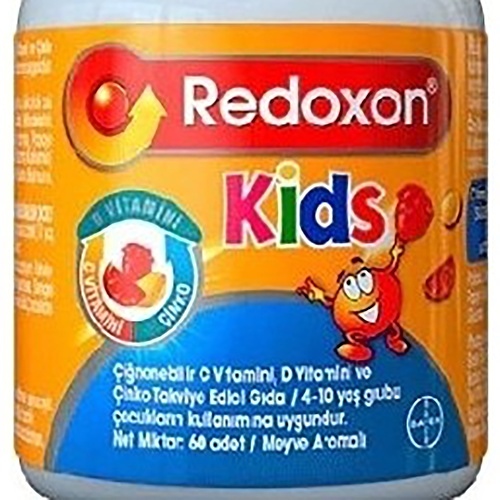 Kids Chewable 60 Tablets