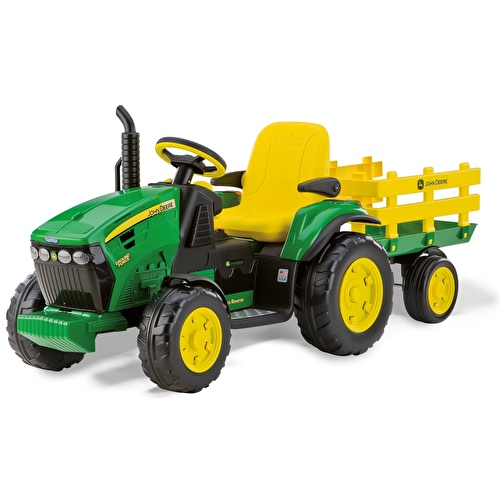JD Ground Force Traktör