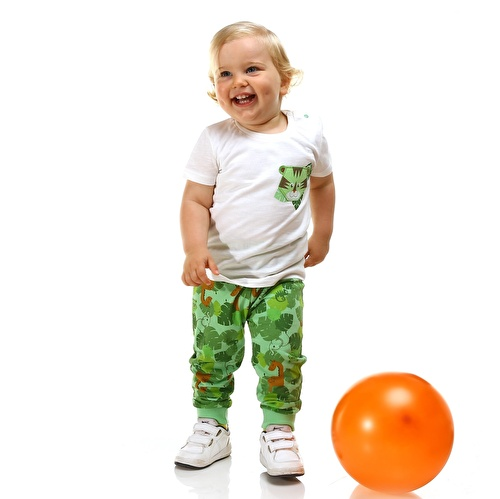Forest Baby Boy Pyjamas Set