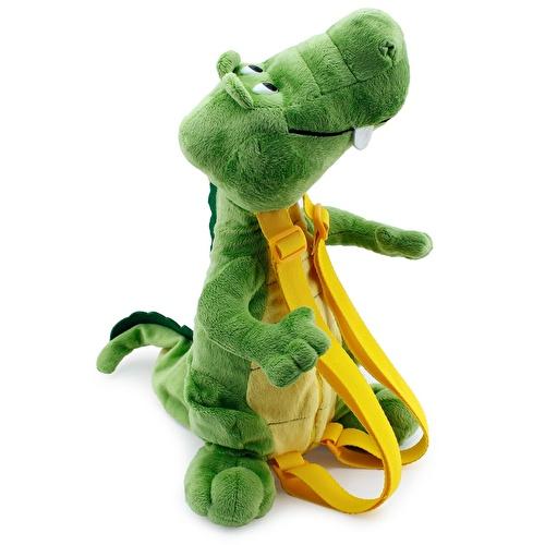 Sevimli Dinozor Pelüş Çocuk Sırt Çantası