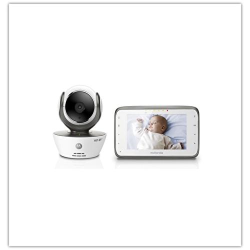MBP854 HD Wifi Lcd Baby Monitor Camera