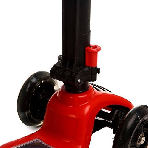 Power Scooter Kırmızı
