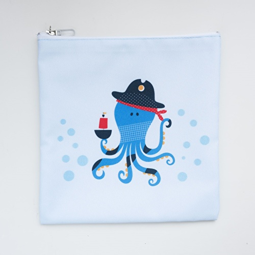 Baby Large Size Snack Bag Pirate