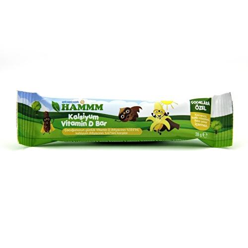 Kalsiyum & D Vitamin Bar 28 gr