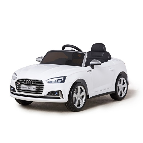 Baby Audi S5 Battery-Powered Car