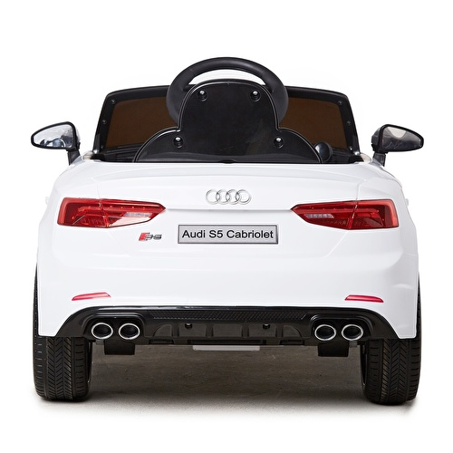 Baby Audi S5 Battery-Operated Ride on
