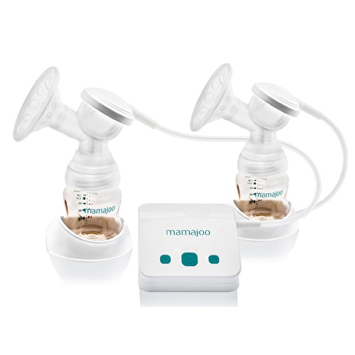 Electrical USB Double Breast Pump