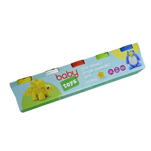 4+1 Bebek Oyun Hamuru