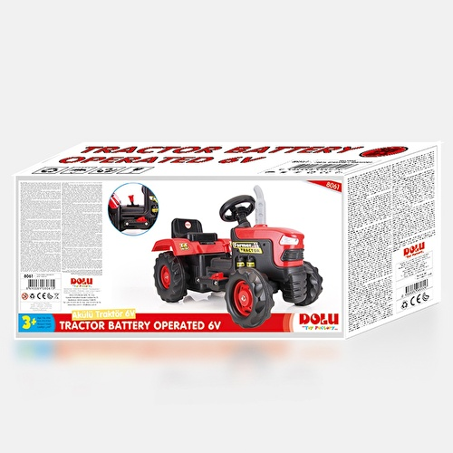 Tractor Battery Operated