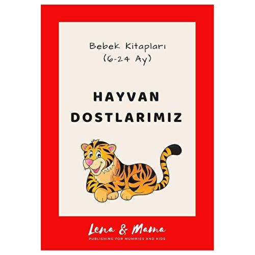 Hayvan Dostlarımız Bebek Kitabı