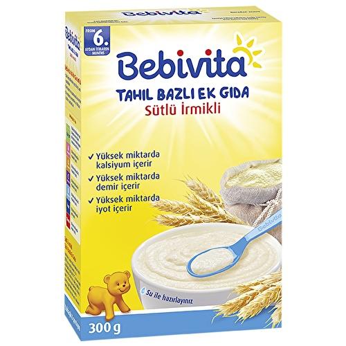 Milky Semolina Supplement Food 300 gr