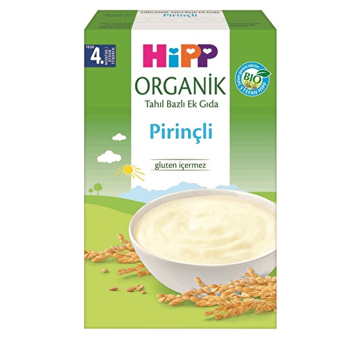 Baby Mixed Food with Rice 200 gr