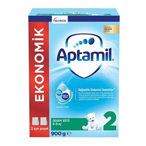 Aptamil 2 Devam Sütü 900 gr