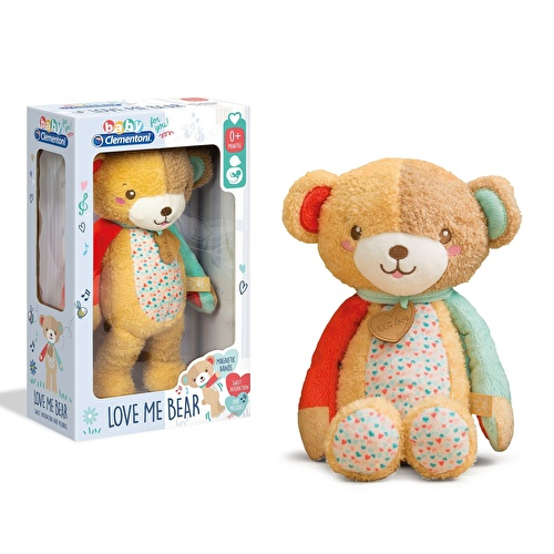 Baby Activity Plush Love Me Bear