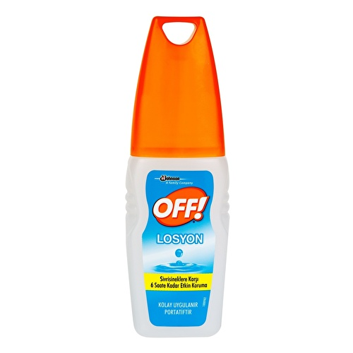 Off! Aqua Sinekkovar Sprey 100 ml