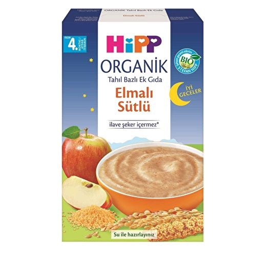 Organic Night with Milky Apple 250 gr