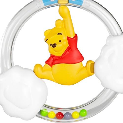Winnie The Pooh & Tigger Çıngıraklı Diş Kaşıyıcı