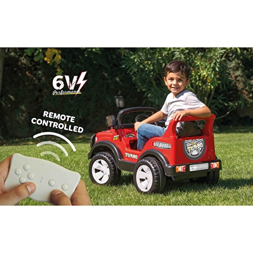 Off-Road Baby Battery-Powered Car