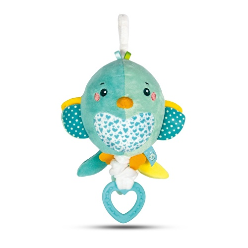 Baby Musical Plush Soft Bird