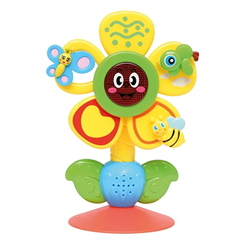Twirl and Play- Adorable Flower