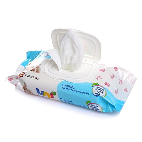 Classic Baby Wet Wipes 56 pcs