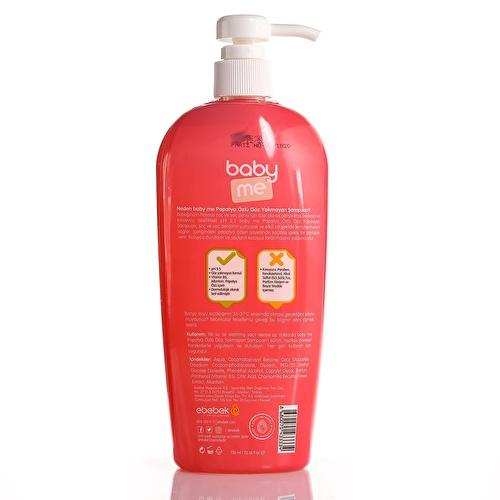 Kız Şampuan 750 ml