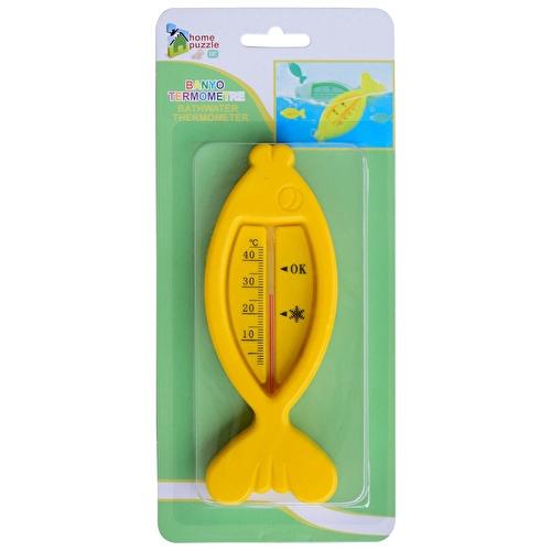 Sarı Balık Bebek Banyo Termometresi