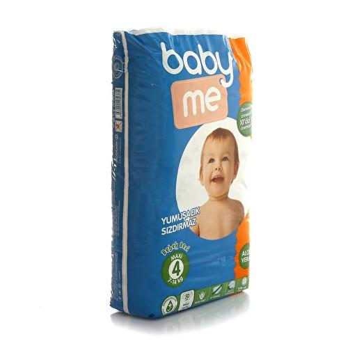 Aloe Vera Maxi Number 4 Baby Diaper 7-14 kg 50 pcs