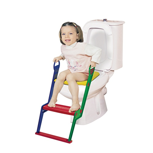 Toilet Seat Potty Adapter Colored