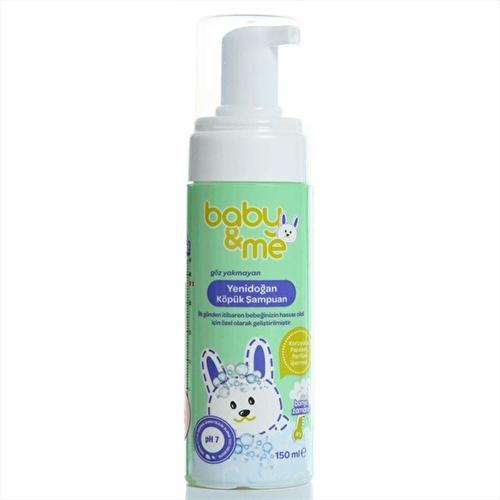 Newborn Foam Shampoo 150 ml