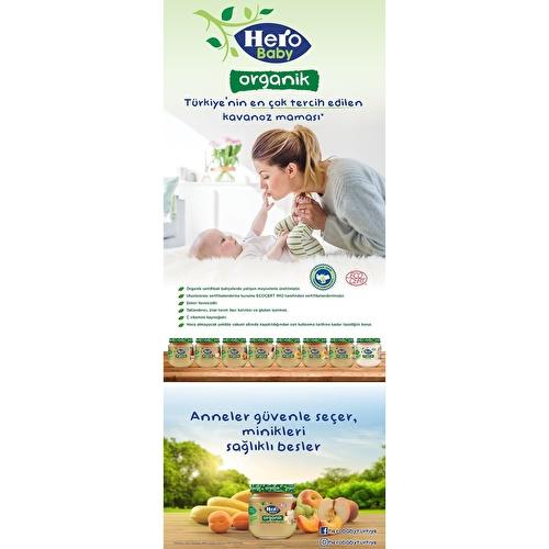 Organik Kayısılı 120 gr