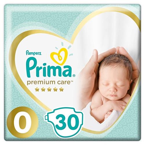 Premium Care Baby Diapers Premature Pack 1,5-2,5 kg 30 pcs