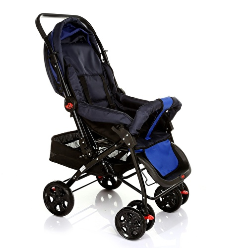 Vib Bus Baby Stroller