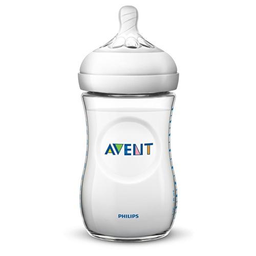 SCF033/17 Natural PP Baby Bottle 260 ml
