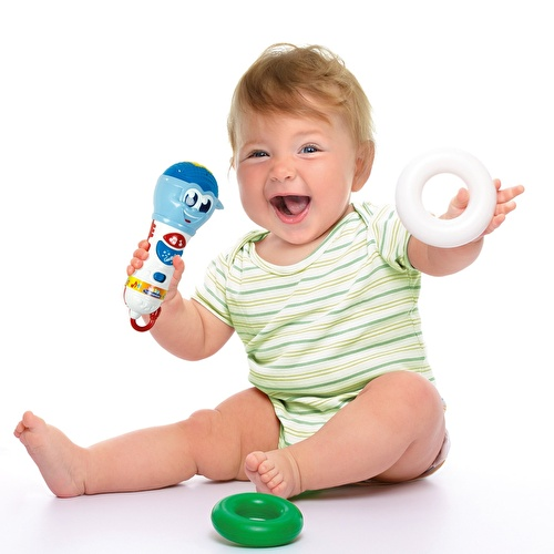 Baby Entertainment Microphone