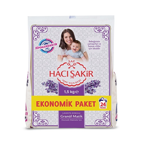 Baby Sensitive Laundry Detergent 1500 gr