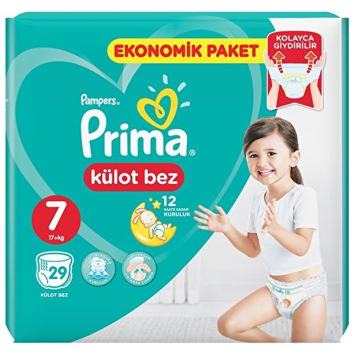 Külot Bebek Bezi 7 Beden XX Large Ekonomik Paket 17+ kg 29 Adet