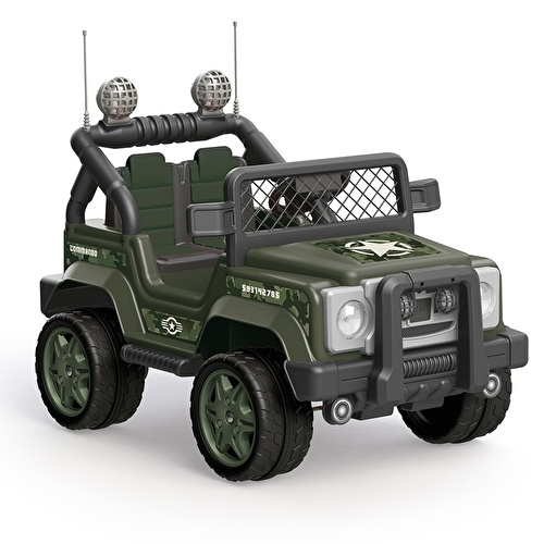 Commando 12V Battery Operated Car