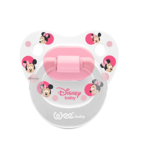Disney Patterned Orthodontical Soother No: 1