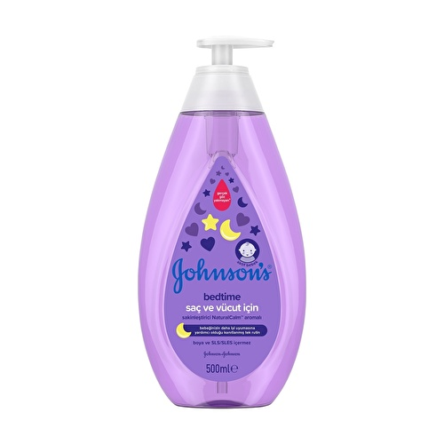 Bedtime Shampoo 500 ml