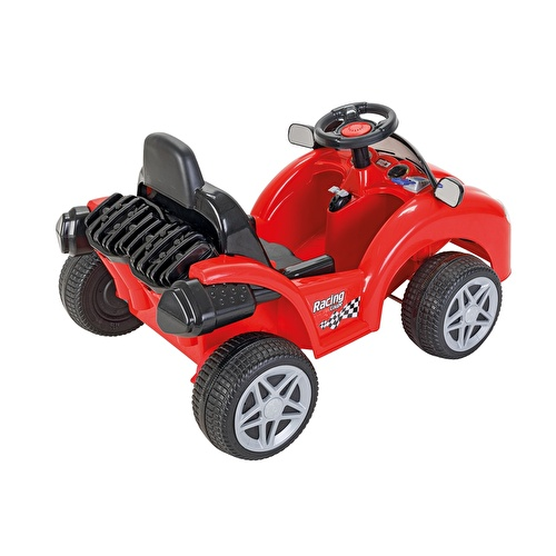 6V Racing Red Battery Powered Car