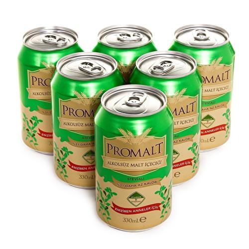 Stevyal Alcohol Free Malt Drink 330 ml 6 pcs
