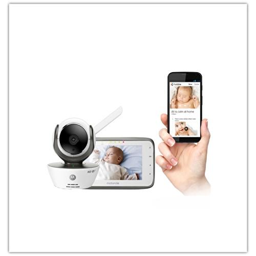 MBP85 HD WiFi Dijital Bebek Kamerası