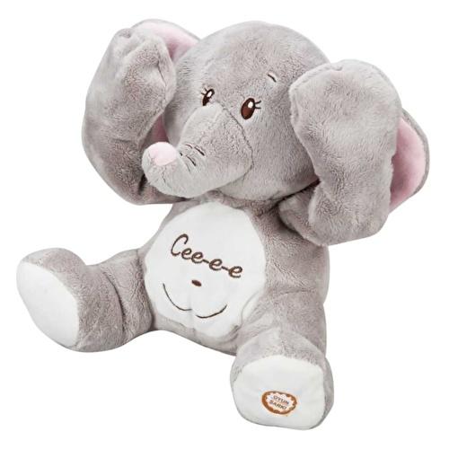 Ce ee Entertaining Elephant