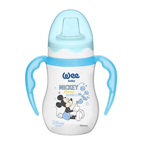188 Disney Akıtmaz Suluk 250 ml 6 Ay+
